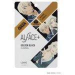 ALFACE+(オルフェス) オルフェス名探偵コナンコラボ ゴールデンブラック【バーボン&ベルモット】