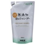 マックス 無添加泡シャンプー / 400ml(つめかえ用)