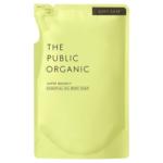 THE PUBLIC ORGANIC スーパーバウンシー 精油ボディソープ / 詰替え