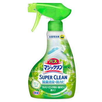 マジックリン バスマジックリン泡立ちスプレー SUPER CLEAN